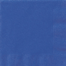 Royal Blue Napkins (20pcs) 2-Ply Paper Napkins